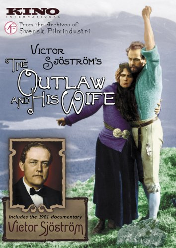 The Outlaw and His Wife (1918) / Victor Sjostrom (1981) DVD Image