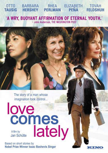 Love Comes Lately DVD Image
