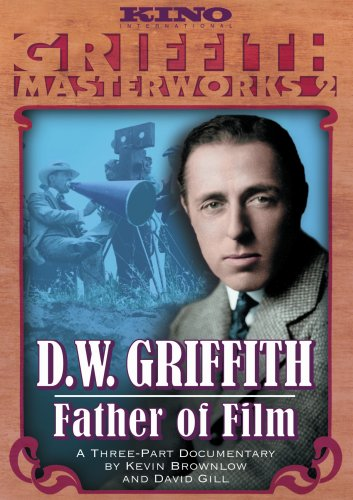 D.W. Griffith: Father Of Film DVD Image