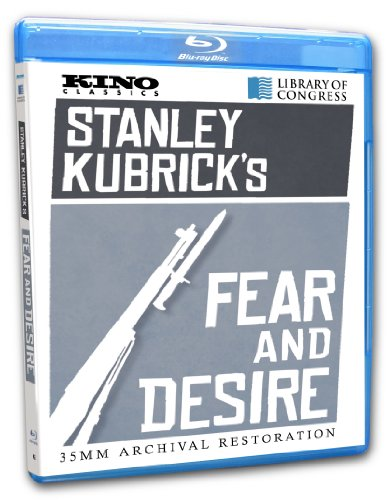 Fear and Desire [Blu-ray] DVD Image