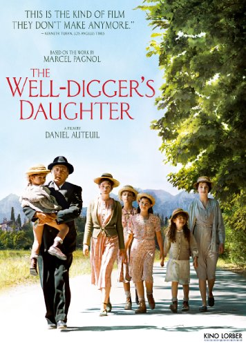 The Well-Digger's Daughter DVD Image