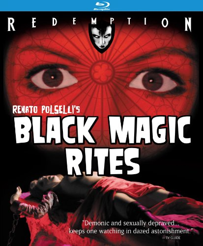 Black Magic Rites: Remastered Edition [Blu-ray] DVD Image