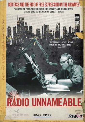 Radio Unnameable DVD Image