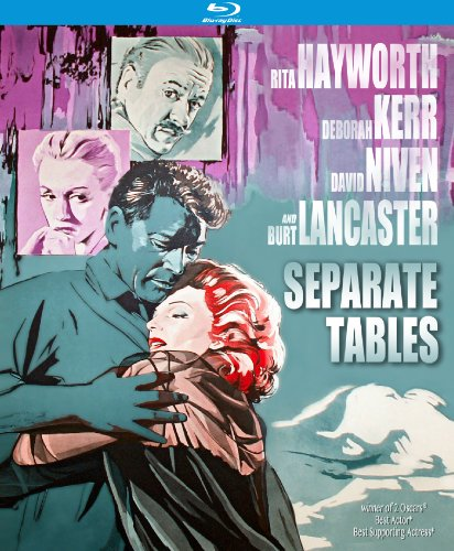 Separate Tables [Blu-ray] DVD Image