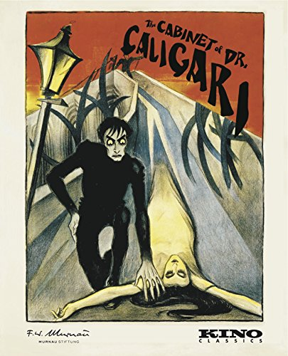 Cabinet of Dr. Caligari (4K Restored) [Blu-ray] DVD Image