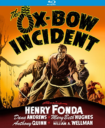 The Ox-Bow Incident (1943) [Blu-ray] DVD Image