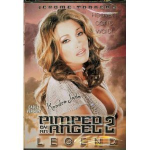 Pimped By An Angel Vol 2 DVD Image