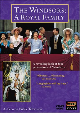 The Windsors - A Royal Family DVD Image