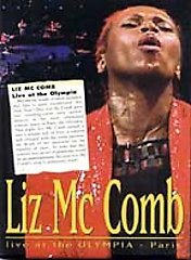 Liz McComb - Live at the Olympia, Paris DVD Image