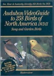 Audubon Video Guide To 258 Song And Garden Birds Of North America DVD II DVD Image