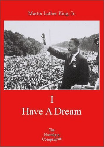 I Have A Dream DVD Image
