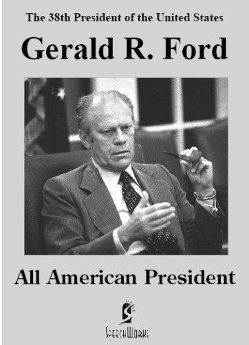 Gerald R. Ford: All American President DVD Image