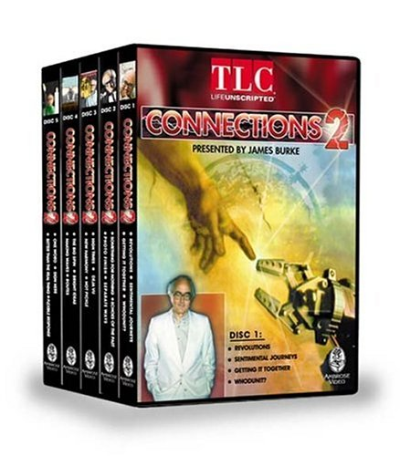 Connections 2 (5 DVD  set) DVD Image
