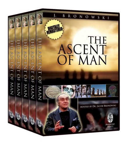 The Ascent of Man (5 volume set) DVD Image