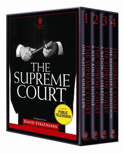 The Supreme Court DVD Image