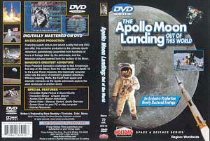 Apollo Moon Landing: Out of this World DVD Image