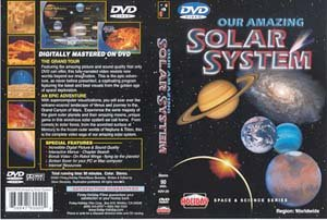 Our Amazing Solar System DVD Image