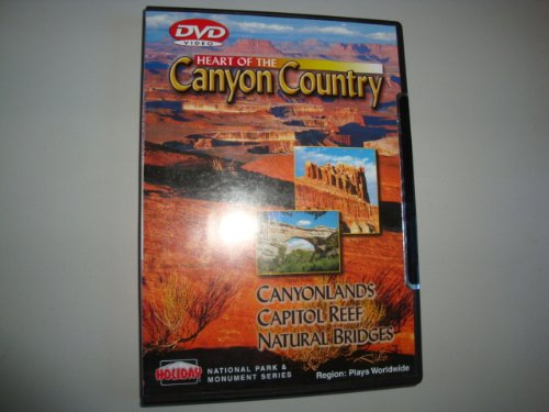 Heart of the Canyon Country DVD Image