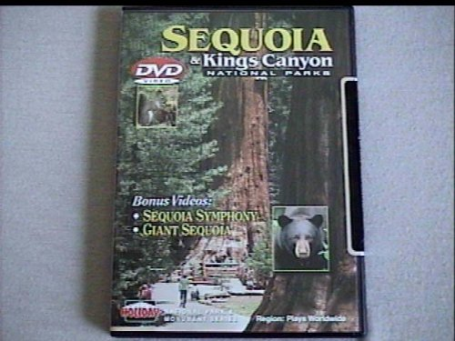 Sequoia & Kings Canyon DVD Image
