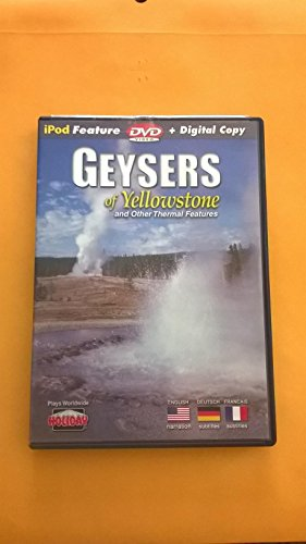Geysers of Yellowstone DVD Image