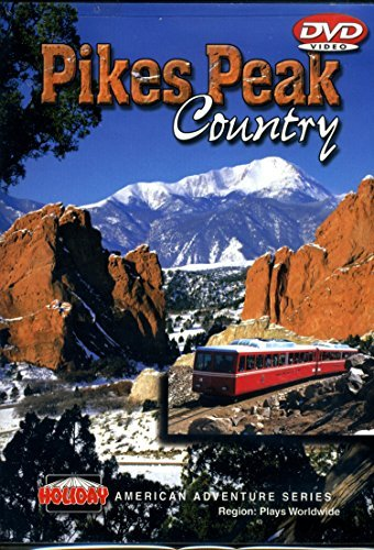 Pikes Peak Country DVD Image