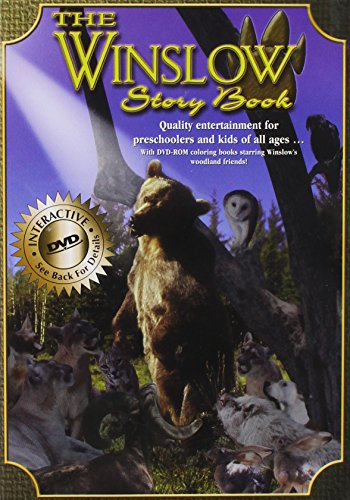 The Winslow Story Book: The Christmas Bear DVD Image