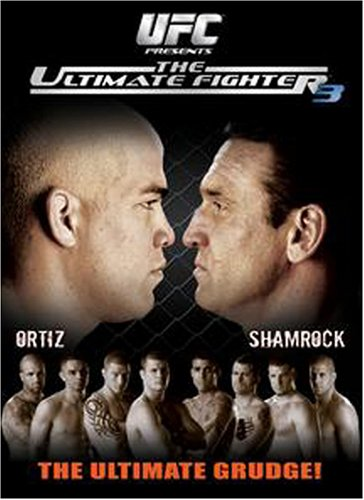 The Ultimate Fighter: Season 3 - The Ultimate Grudge DVD Image