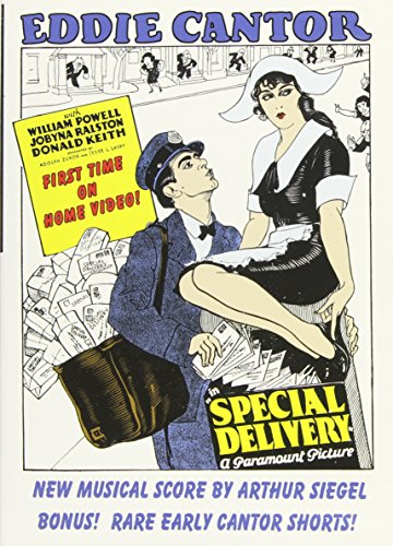 Eddie Cantor: Special Delivery DVD Image
