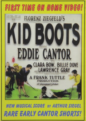 Eddie Cantor: Kid Boots DVD Image