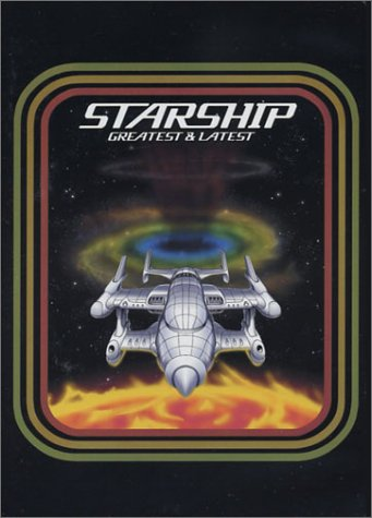 Starship - Greatest and Latest DVD Image