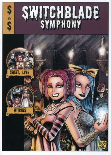 Switchblade Symphony: Sweet Little Witches DVD Image
