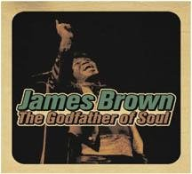 James Brown: The Godfather of Soul (2 Disc Set - CD & DVD) DVD Image