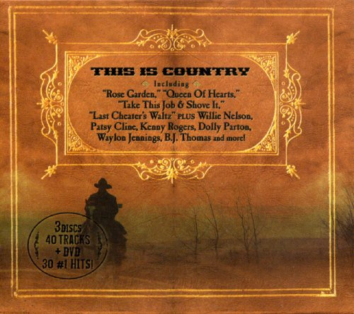 This Is Country (W/Dvd) DVD Image