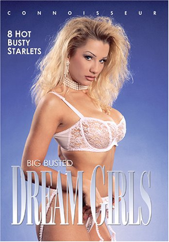 Big Busted Dream Girls DVD Image