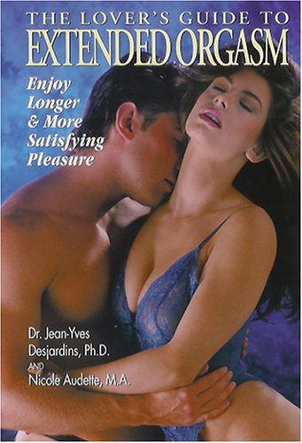Lover's Guide To Extended Orgasm (Old Version) DVD Image