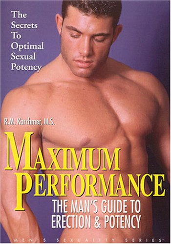 Maximum Performance: The Man's Guide to Erection & Potency DVD Image