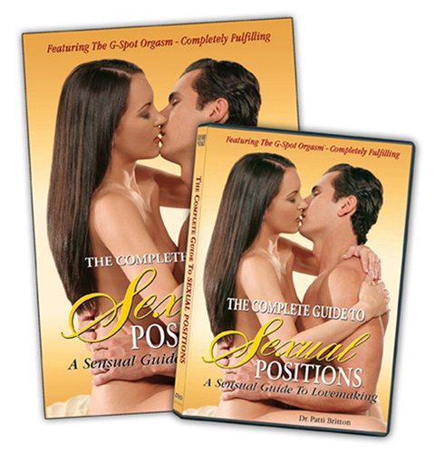 The Complete Guide to Sexual Positions - Book & DVD Set DVD Image