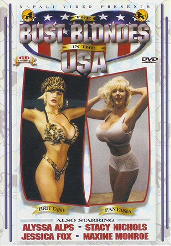 The Bust Blondes in the U.S.A. DVD Image