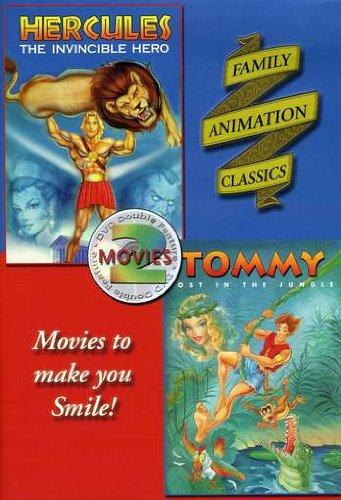 Hercules/Tommy DVD Image