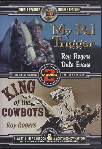 My Pal Trigger (KRB Music) / King Of Cowboys DVD Image