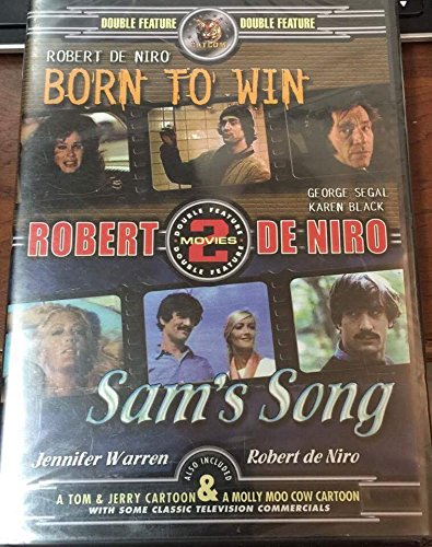 Born to Win/Sam's Song DVD Image