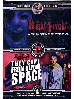 Night Fright (KRB Music) / They Came From Beyond Space DVD Image