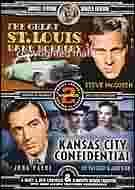 Great St. Louis Bank Robbery (KRB Music) / Kansas City Confidential DVD Image