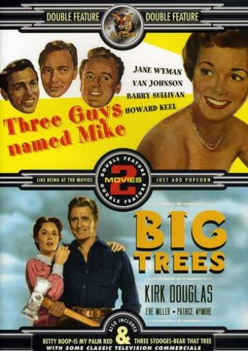 Three Guys Named Mike/Big Trees DVD Image