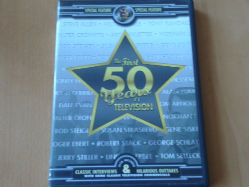 The First 50 Years of Television DVD Image