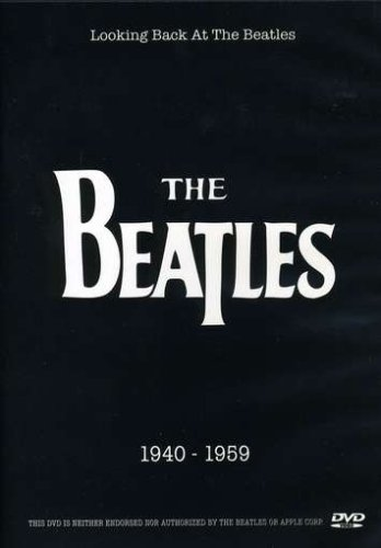 The Beatles 1940-1959 DVD Image