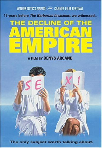 Decline Of The American Empire DVD Image