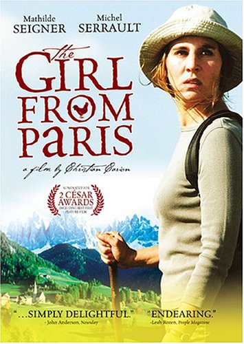 Girl From Paris DVD Image