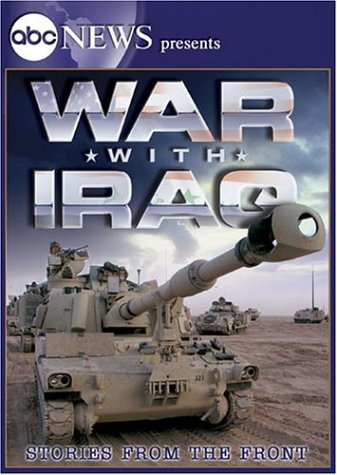 War With Iraq: Stories From The Front DVD Image