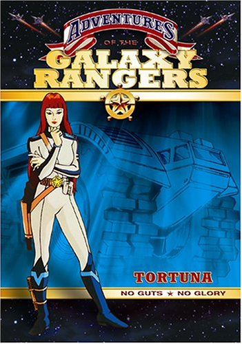 Adventures Of The Galaxy Rangers: Tortuna DVD Image